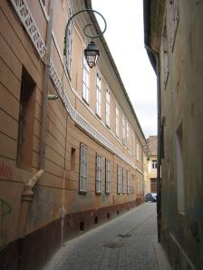 Strada Alecu Russo